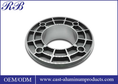 High Precision Aluminum Die Casting Parts A356 Material With CNC Machining